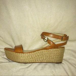 MK Platform sandal